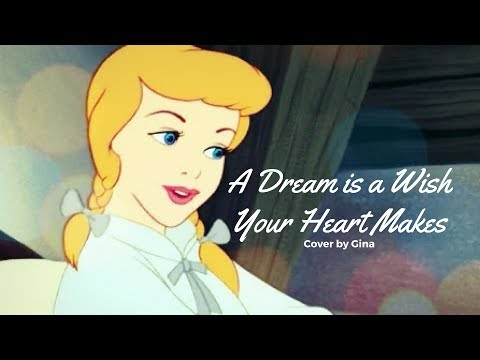 Cinderella ♪ A Dream is a Wish Your Heart Makes [FANDUB ... A Dream Is A Wish Your Heart Makes Images