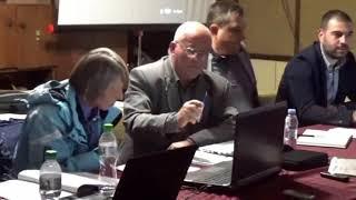Обществено обсъждане във връзка с добива на газ в Добруджа - 16.10.2017 г. с. Рогозина /Част 3/