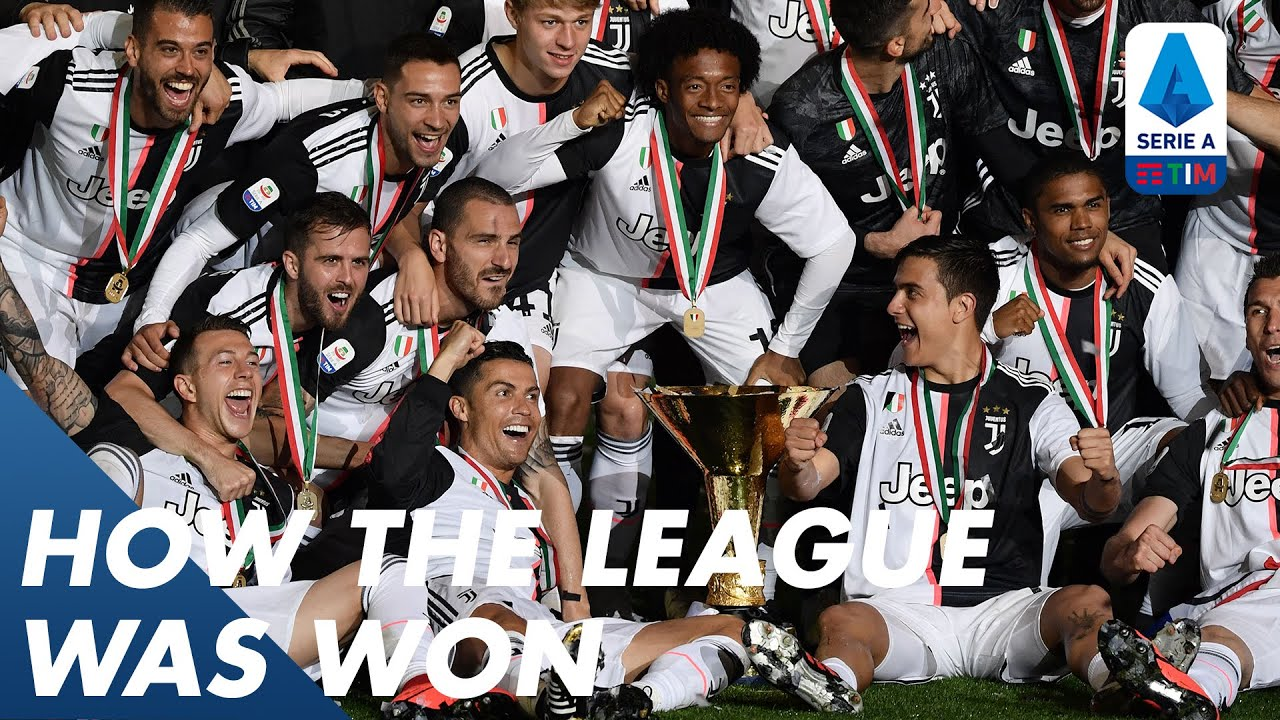 How the League Was Won 2018-19 | Serie A