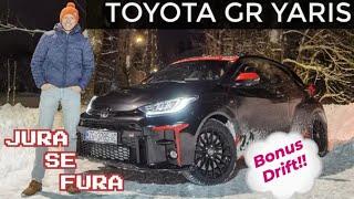 Daleko ispred hot hatcha! - Toyota GR Yaris - Jura se fura