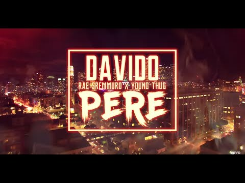Davido - Pere (Official Video) ft. Rae Sremmurd, Young Thug | Reaction