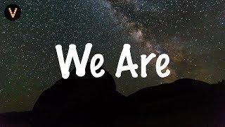 Jo Cohen & Sex Whales - We Are (Lyrics / Lyric Video)