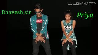 Chamma Chamma Dance Choreography By Bhavesh Sir /Fraud Saiyaan/ Duo Dance