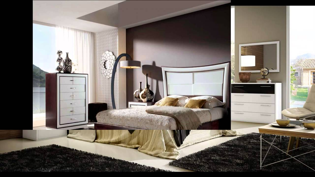 Decoración de habitaciones modernas - YouTube