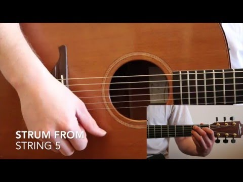How to play B7 chord on guitar - YouTube