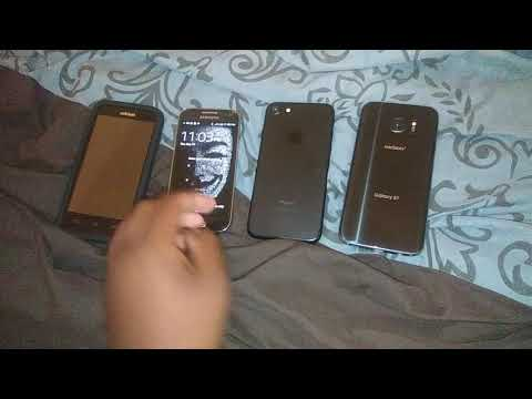 Phone Trade with Psych YT and TechGeekJosh
