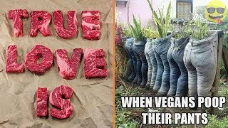 Anti Vegan Memes That Meat Lovers Can Relate To