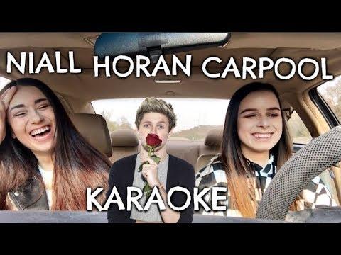 NIALL HORAN CARPOOL KARAOKE feat. ElenaNicole07