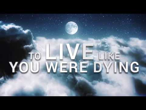 Tim McGraw - Live Like You Were Dying (Official Lyric Video)