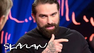 Ant Middleton explains why he doesn't regret killing people | SVT/TV 2/Skavlan