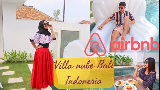 Gambar cover Cheap Villa In Bali | VILLA NUBE BALI | Airbnb #NindyaVlog