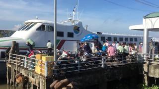 Bến Tàu cao tốc Rạch Giá - Phú Quốc
