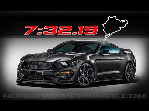 Gtr Clocks A   At The Nurburgring