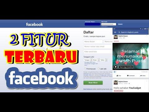 Xoxoxo di Facebook : 2 Fitur Terbaru Facebook