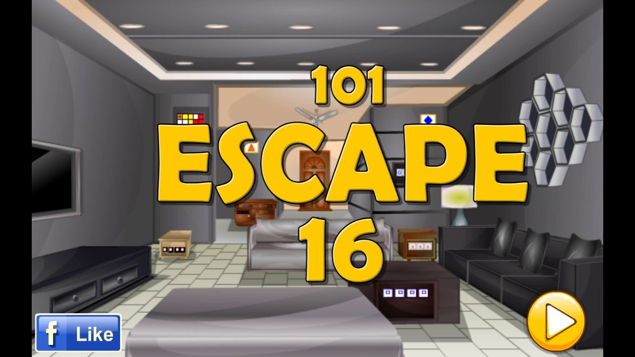 501 Free New Room Escape Games 101 Escape 16 Android Gameplay Walkthrough Hd Youtube