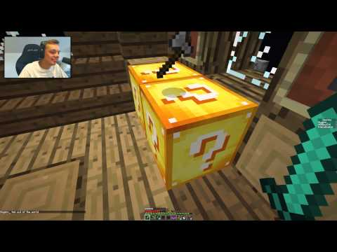 INGEN PEACE! | Lucky Skyblock | Norsk Minecraft