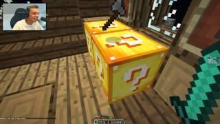 INGEN PEACE!   Lucky Skyblock   Norsk Minecraft