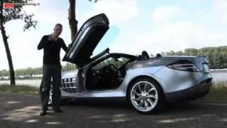 Mercedes McLaren SLR Roadster Videos