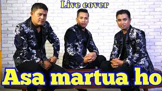 Live Cover Terbaru ' Asa Martua Ho - Nirwana Trio, Karya indah dari Alm. Sakkan Sihombing.