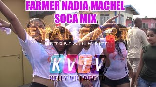 TRINIDAD CARNIVAL 2019 FARMER, NADIA, MACHEL, FYAHEART, KVTV SOCA VIDEO MIX