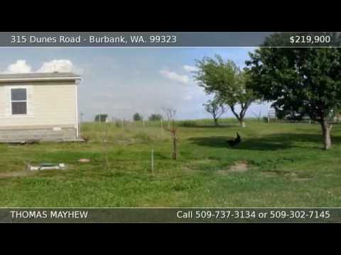 315 Dunes Road BURBANK WA 99323
