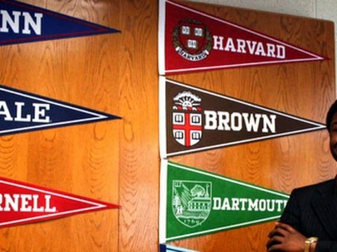 New York student accepted into every Ivy League school
