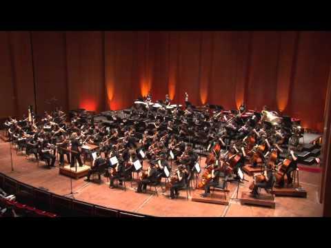 Symphonie Fantastique performed  the AFA Symphony Orchestra