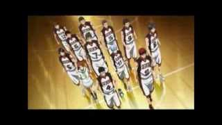 【English fandub】Kuroko no Basket ED 「Catalrhythm」 TV size【Forte】