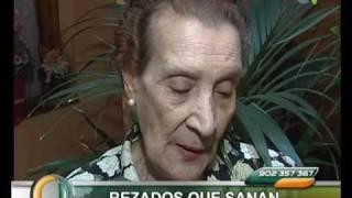 LA ÚLTIMA CURANDERA - GLORIA DE LEON Y EL PODER DE SUS MANOS