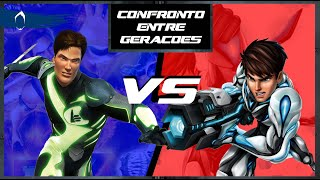 CONFRONTO ENTRE GERAÇÕES: MAX STEEL 2000 VS MAX STEEL 2013 PARTE 1