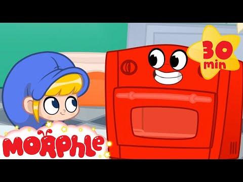 Morphle TV - My Magic Christmas Dinner | Christmas Special | My Magic Pet Morphle | Kids Cartoon