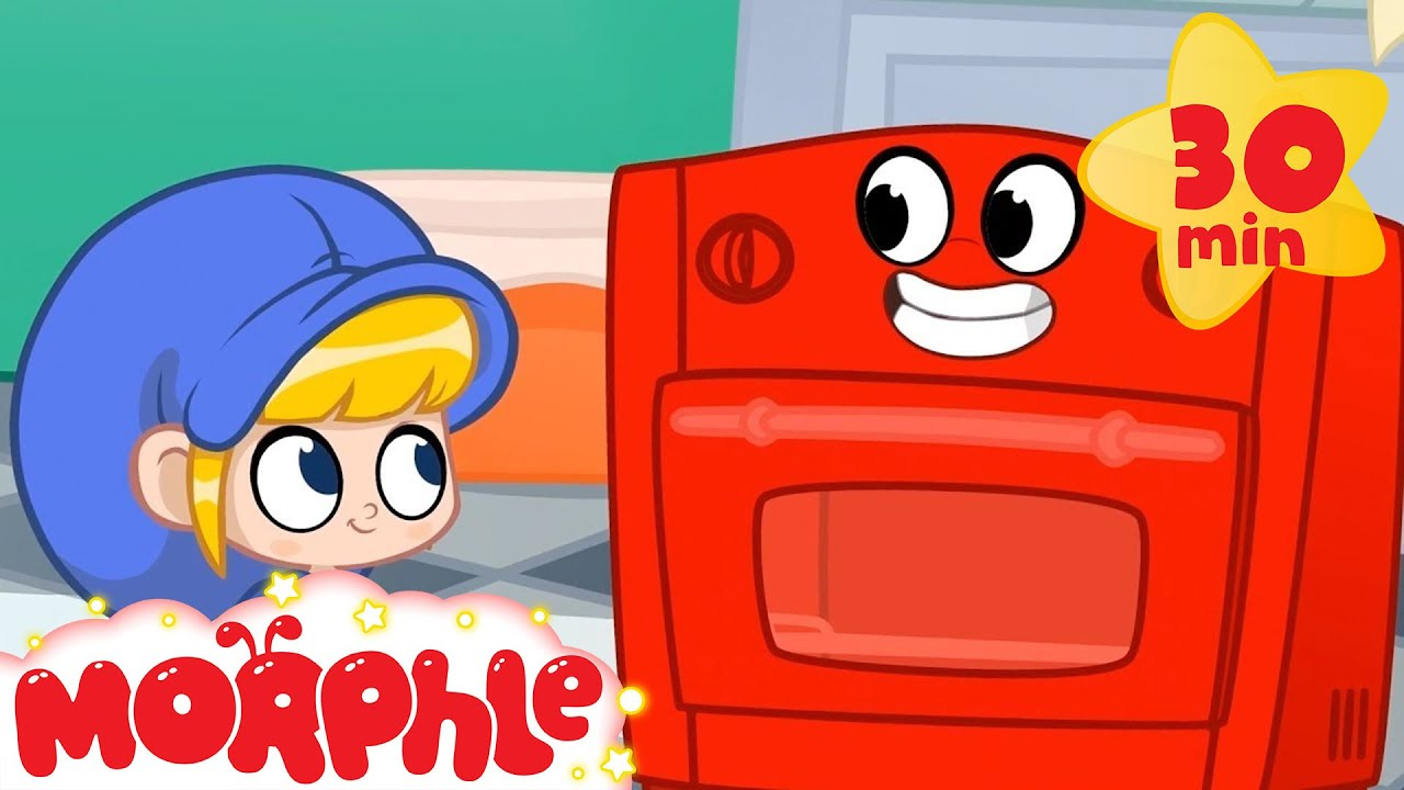 Morphle TV - My Magic Christmas Dinner | Christmas Special | My Magic Pet Morphle | Kids Cartoon