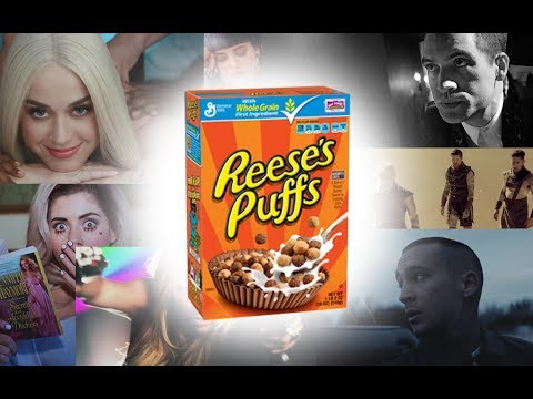 More Proof That The Reeses Puffs Rap Goes With Any Song Youtube