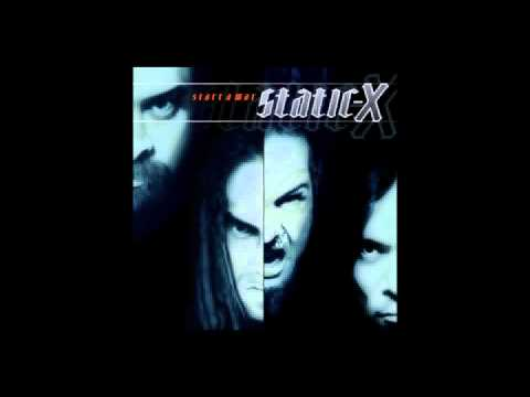 Static-X - Just in Case [Start a War] [HD]