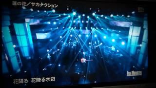 2014年10月26日 LIVE MONSTER にてサカナクションが出演し、新曲『蓮の...