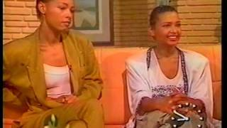 Mel & Kim interview on TV-am