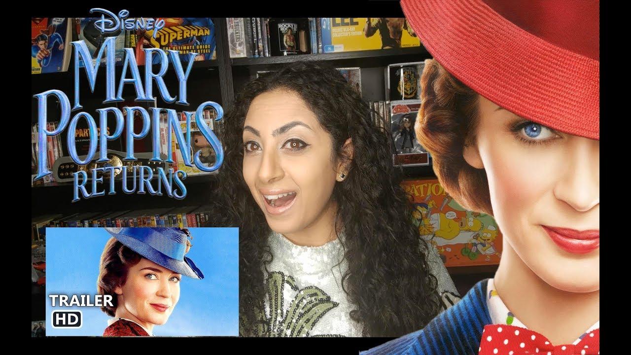 Trailer Mary Poppins