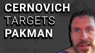 Cernovich Now Targeting David After Sam Seder Debacle
