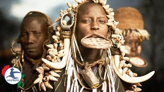 Unique Mursi People of Africa with Their Unapologetic Beauty Standards