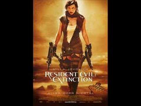 Collide - white rabbit (spc eco mix)Resident Evil Extinction