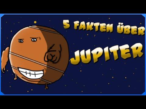 5 Fakten über Jupiter - Astro-Comics TV