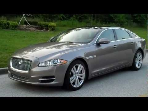 The 2011 Jaguar XJL...Unbelievable!!!