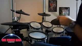 One Punch Man OP [ワンパンマン OP] - THE HERO !! - Drum Cover