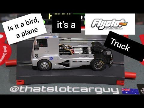 My Flyslot slot Truck Review