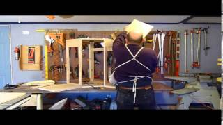 Cabinet Wing Installation By Hal The Woodmeister