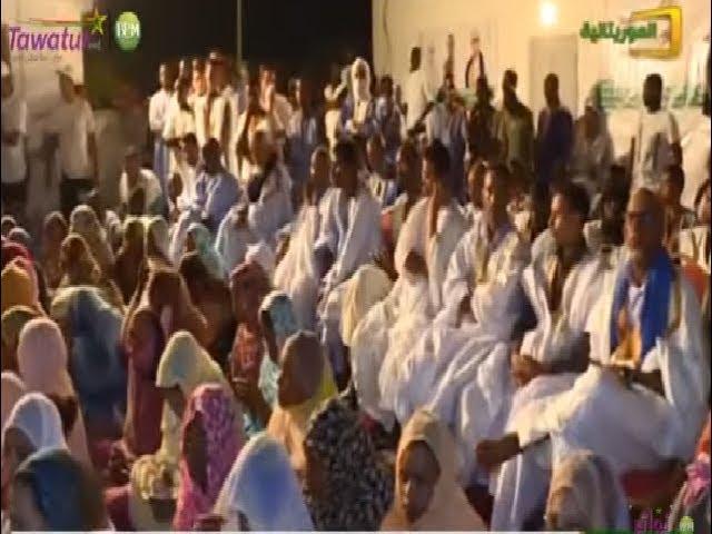 أجواء انطلاقة الحملات الإنتخابية في ولاية نواكشوط الغربية | قناة الموريتانية
