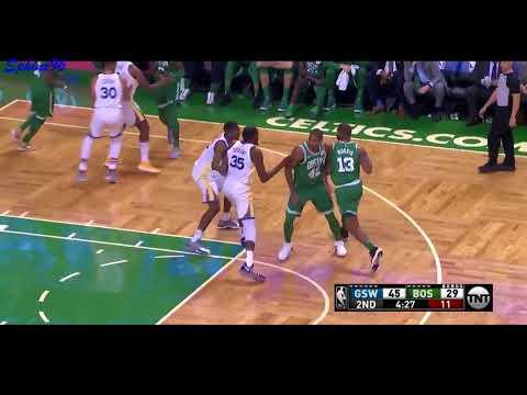 Al Horford 18 pts Personal Highlights vs Warriors NBA