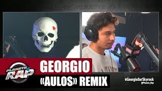"""Georgio & Vladimir Cauchemar """"Aulos"""" Remix #PlanèteRap"""