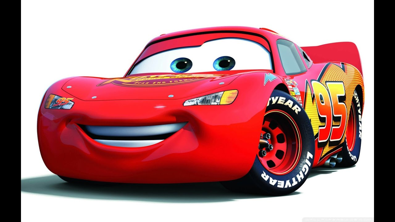 JOJO Little CarSports CarsRacing CarMcQueen PixarCompilation - Little sports cars