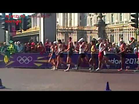 London 2012 | Men's 50km Walking Race Final